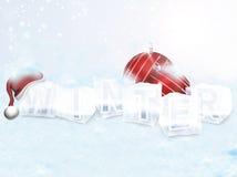 Free Winter Christmastime Royalty Free Stock Image - 39337126