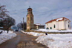 Winter church, Momin sbor, Bulgaria  Stock Image