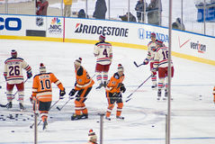 Winter Classic 2012 Stock Photography