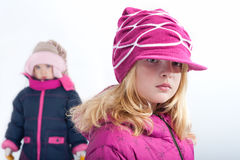 Winter Clothes Royalty Free Stock Photo