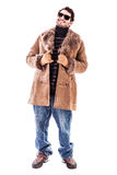 Winter clothes Royalty Free Stock Image