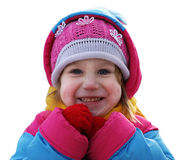 Winter clothing Stock Photography