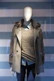 Winter clothing Stock Photos