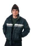 Winter Coat Royalty Free Stock Photography