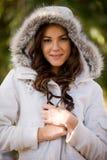 Winter Coat Royalty Free Stock Photos