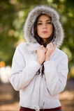 Winter Coat Royalty Free Stock Photo