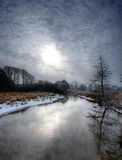 Winter colours Royalty Free Stock Image