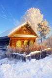 Winter countryside Royalty Free Stock Photography