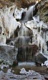 Winter creek Stock Images