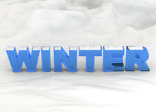 Winter - 3D Stock Photography