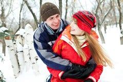 Winter day Royalty Free Stock Photos