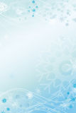 Winter decoration background Royalty Free Stock Images