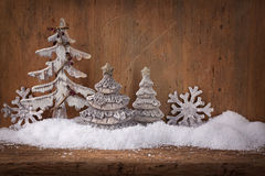 Winter decoration Royalty Free Stock Photos