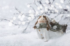 Winter decoration Royalty Free Stock Photo