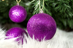 Winter Decorations Royalty Free Stock Images
