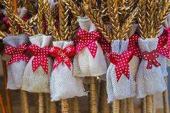 Winter decorations  Stock Images