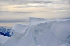 Winter in den Bergen Lizenzfreie Stockbilder