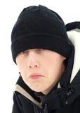 Winter depression royalty free stock photo