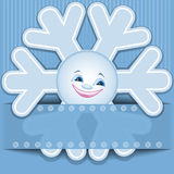 Winter design Stock Photos