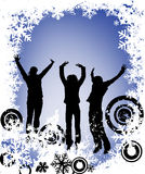 Winter design Stock Photo