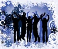 Winter design Royalty Free Stock Photo
