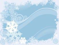 Winter design Stock Image