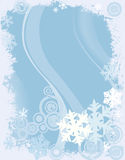 Winter design Royalty Free Stock Photography