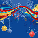 Winter design Royalty Free Stock Photos