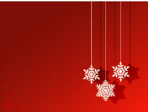 Winter design elements Stock Images