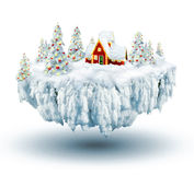 Winter dream Royalty Free Stock Images