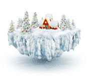 Winter dream Royalty Free Stock Photography