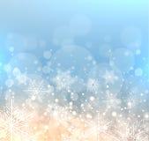 Winter elegant background Stock Photo