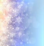 Winter elegant background Stock Photography