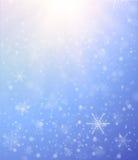 Winter elegant background Royalty Free Stock Photos
