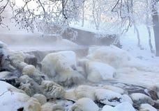 Winter etude Royalty Free Stock Image