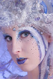 Winter Fairy Royalty Free Stock Photos