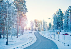 Winter fairy tale Royalty Free Stock Images