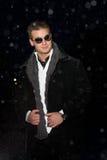 Winter Fashion Royalty Free Stock Photography
