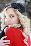 Winter Fashion Stock Photo