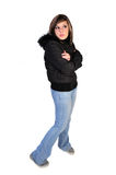 Winter fashion stock images