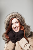 Winter fashion Royalty Free Stock Image