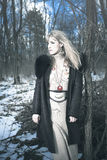 Winter fashion Royalty Free Stock Photo