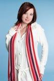 Winter Fashion Woman Stock Photos
