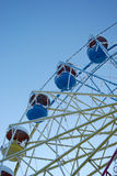 Winter ferris wheel Royalty Free Stock Photography