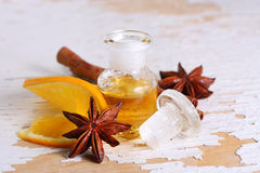 Winter fragrance Stock Images