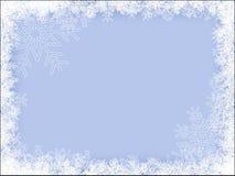 Winter Frame royalty free stock photos