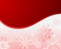 Winter frame background Royalty Free Stock Images
