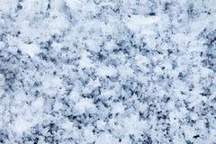 Winter frostwork Stock Photos