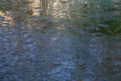 Frozen water texture stock photography