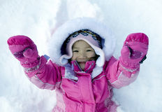 Winter Fun Royalty Free Stock Photos